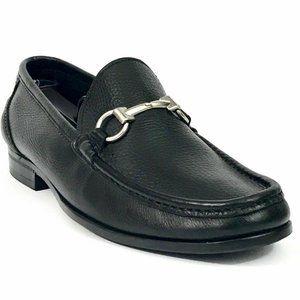 Sandro Moscoloni Malibu Shoes 11.5 D Black Leather